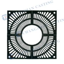 CZ-6101—CZ-6106  cast iron tree grate
