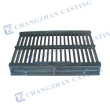 CZ-5107D  cast iton drain channel grating